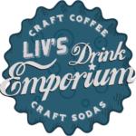 Liv's Drink Emporium Logo